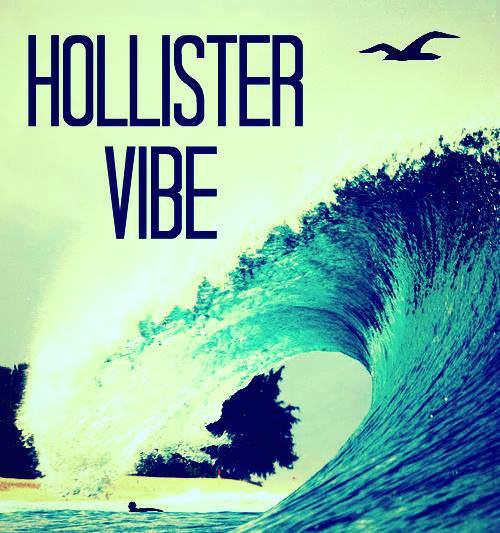 Hollister Vibe 頻道的大頭貼