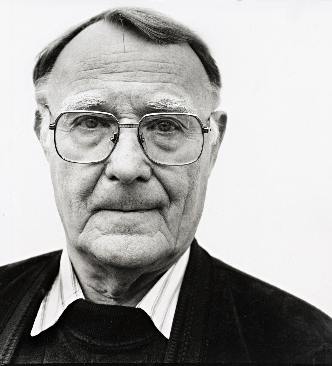 IKEA 創辦人 Ingvar Kamprad