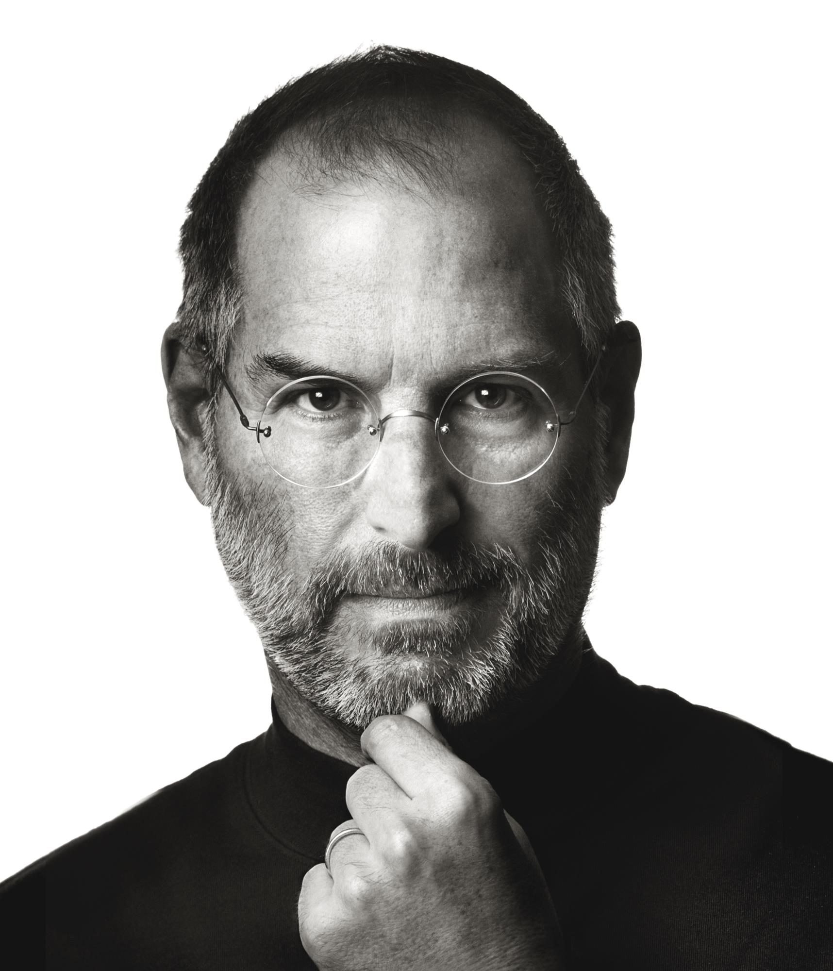 Steve Jobs,1955 - 2011(Photo: Albert Watson)